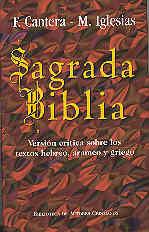 Portada de Sagrada Biblia (2ª Ed.)
