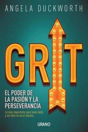Portada de Grit