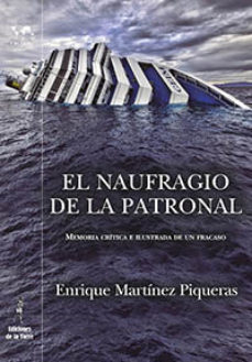 Portada de El Naufragio De La Patronal