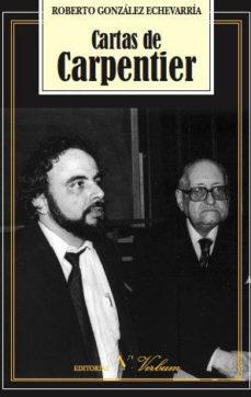 Portada de Cartas De Carpentier