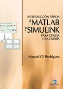 Portada de Introduccion Rapida A Matlab Y Simulink: Para Ciencia E Ingenieri A