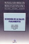 Portada de Economia De La Salud: Fundamentos