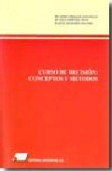 Portada de Curso De Decision: Conceptos Y Metodos