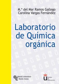 Portada de Laboratorio De Quimica Organica
