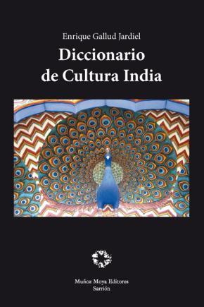 Portada de Diccionario De Cultura India