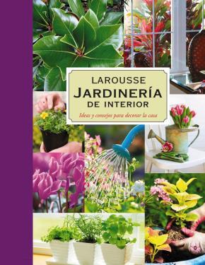 Portada de Jardineria: Plantas De Interior