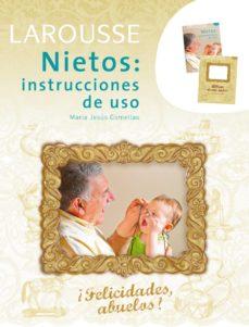 Portada de Nietos: Instrucciones De Uso (pack Libro + Album)