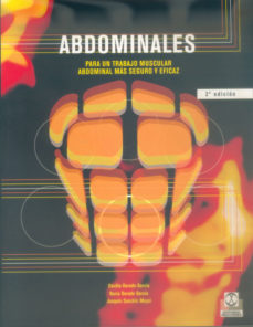 Portada de Abdominales: Para Un Trabajo Muscular Abdominal Mas Seguro Y Efic Az