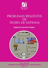 Portada de Problemas Resueltos De Teoria De Sistemas