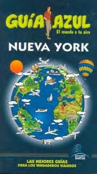 Portada de Nueva York 2010 (guia Azul)