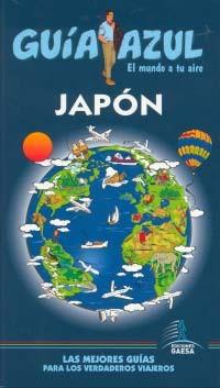 Portada de Japon 2010 (guia Azul)