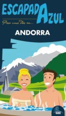 Portada de Escapada Azul Andorra 2012