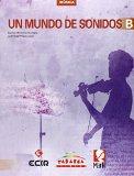 Portada de Mundo Sonidos B. (libro)