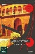 Portada de Administrativos Junta De Andalucia : Temario 1