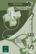 Portada de Ats/due Servicio Extremeño De Salud:temario Especifico Volumen Ii