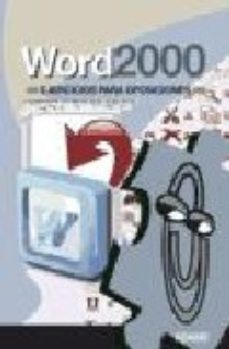 Portada de Word 2000. Ejercicios Para Oposiciones