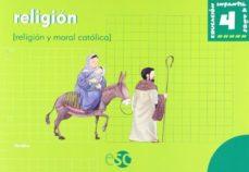 Portada de El Baul Magico. Religion 4 Años (religion Y Moral Catolica)