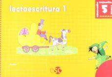 Portada de El Baul Magico. Lectoescritura 5 Años (infantil) (2 Vols.)