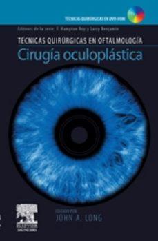 Portada de Cirugia Oculoplastica (+ Dvd-rom)