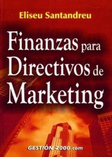 Portada de Finanzas Para Directivos De Marketing