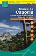 Portada de Sierra De Cazorla (incluye Mapa)
