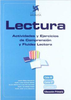 Portada de Lectura 5º Libro 1: Actividades Y Ejercicios De Comprension Y Flu Idez Lectora