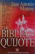 Portada de La Biblia En El Quijote