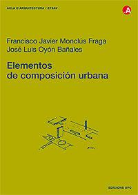 Portada de Elementos De Composicion Urbana