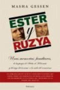 Portada de Ester Y Ruzya