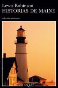 Portada de Historias De Maine