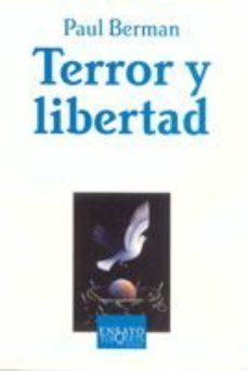Portada de Terror Y Libertad