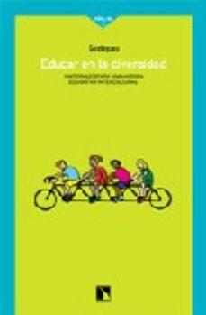 Portada de Educar En La Diversidad: Materiales Para Una Accion Educativa Int Ercultural (edupaz, Nº 14)