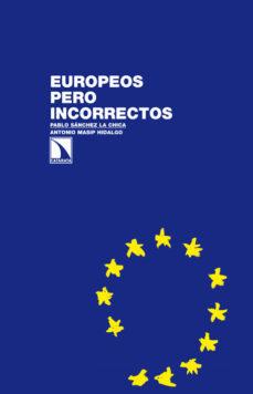 Portada de Europeos Pero Incorrectos
