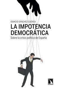 Portada de La Impotencia Democratica