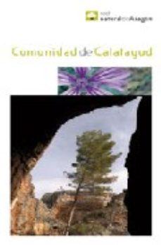 Portada de Comunidad De Calatayud (incluye Mapa (1:125,00))