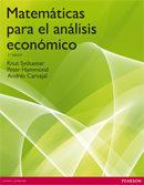 Portada de Matematicas Para El Analisis Economico