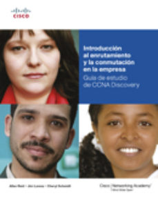 Portada de Introduccion Al Enrutamiento Y La Comunicacion En La Empresa