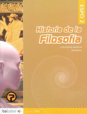 Portada de Historia De La Filosofia I. Filosofia Antigua: Aristoteles (espo 2)