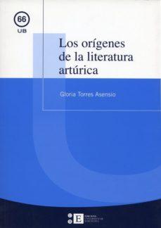 Portada de Los Origenes De La Literatura Arturica