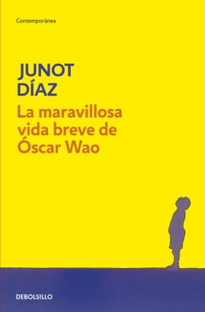 Portada de La Maravillosa Vida Breve De Oscar Wao