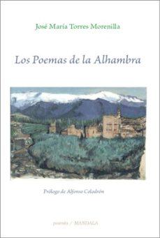 Portada de Los Poemas De La Alhambra
