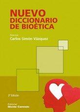 Portada de Nuevo Diccionario De Bioetica