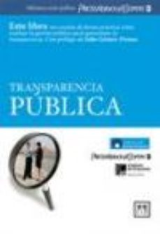 Portada de Transparencia Publica