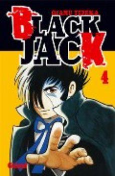 Portada de Black Jack Nº 4
