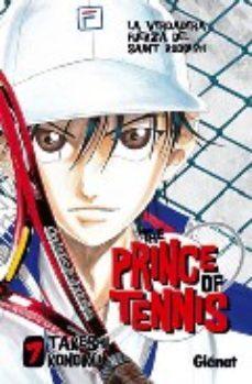 Portada de The Prince Of Tennis Nº 7