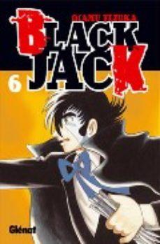 Portada de Black Jack, Nº 6