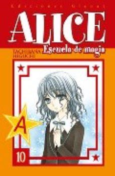 Portada de Alice Escuela De Magia, Nº 10