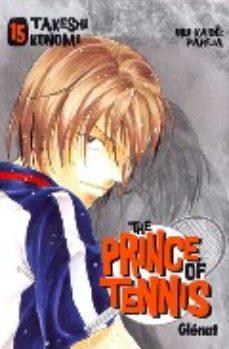 Portada de The Prince Of Tennis 15