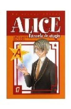 Portada de Alice Escuela De Magia Nº 17
