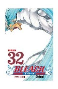Portada de Bleach Nº 32 (2ª Ed.)